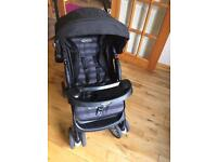 Graco buggy, car seat and Isofix Base
