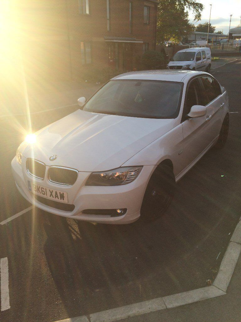 BMW 320 diesel 2 litre saloon beautiful family owned car reluctant sale £6995 or may px