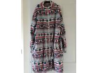 dressing-gown size L