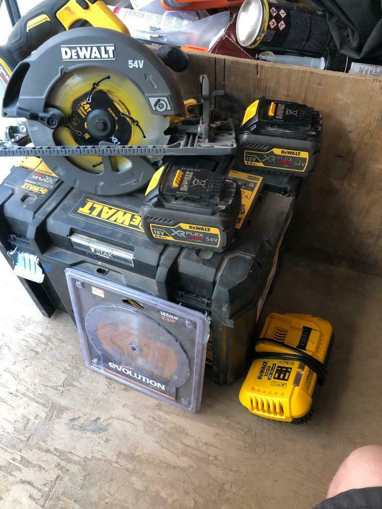 Dewalt flexvolt circular saw | in Lichfield, Staffordshire | Gumtree