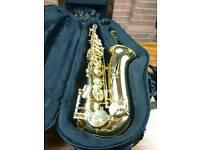 Trevor James Alpha alto saxophone for kids