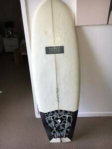 Al Merrick Surfboard - Dane Raynold's Sperm Whale - 5'3 - 26.2 L Varsity Lakes Gold Coast South Preview