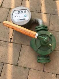 Vintage Fuel Pump (manual/handpump)