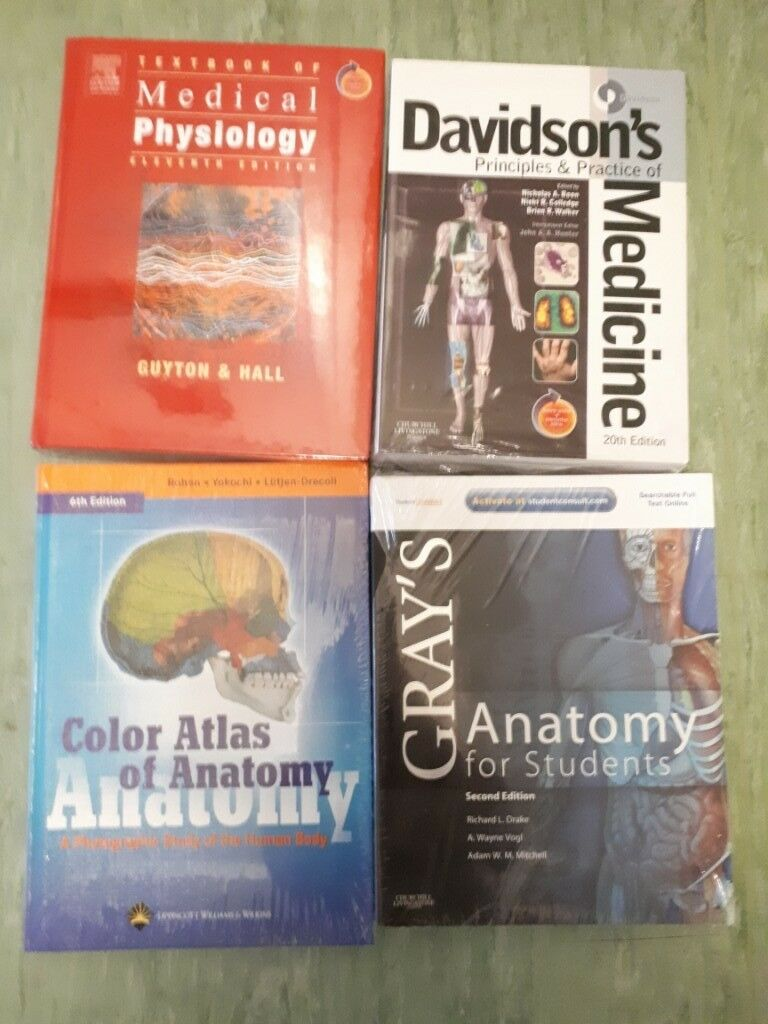 Medical/biology/physiology books   in Whitechapel, London   Gumtree