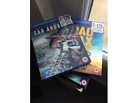 Huge collection of bluray 3D films