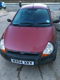 Ford Ka 2004 excellent condition, long MOT