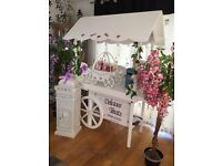 Candy Cart for HIRE Ferris wheel etc