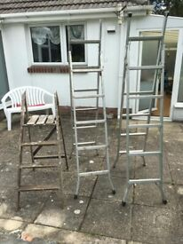 3 DECORATOR STEPS sold seperately OR all 3 for £25