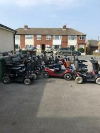 STANLEY MOBILITY SCOOTER WAKEFIELD