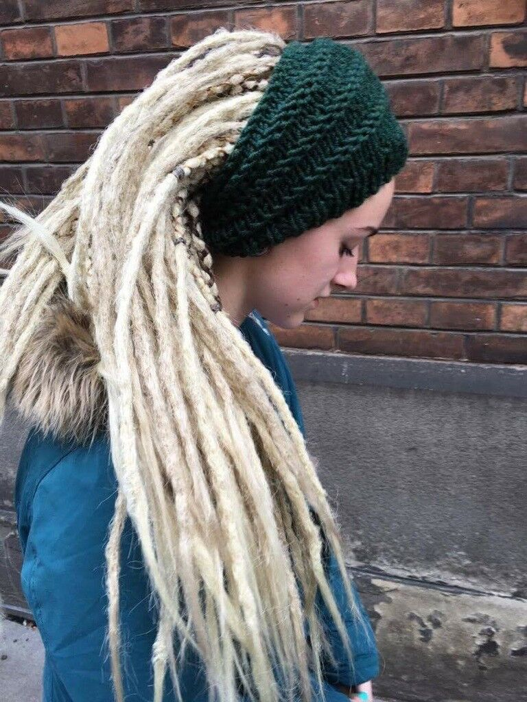 Natural Dreads Extensions Maintenance Dreadlocks Fake Dreads