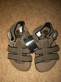 Next toddler size 6 sandal (new)
