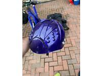 Simond climbing helmet