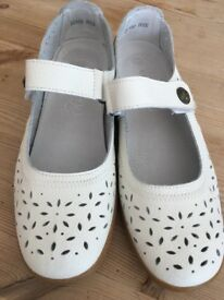 Damart Soft Leather Shoes
