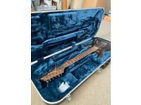 Ibanez Frankenstein Electric Guitar and hardcase