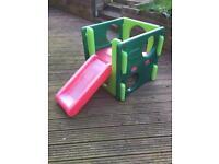 Little Tikes Play Cube/Slide