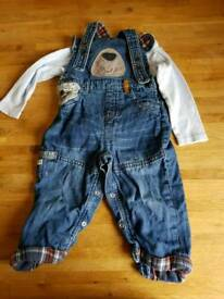 9-12 Month old boys Next outfit
