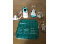 BARGAIN Angelcare AC401 Movement & Sound Baby Monitor