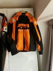 Ktm Motorcycle Jacket