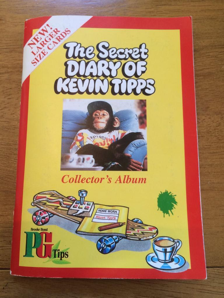 The secret diary of Kevin Tipps