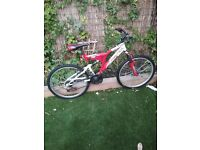 District 2724 kiddies bike