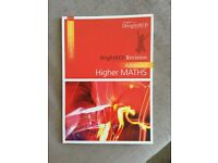 Advanced Higher Maths Bright Red Revision
