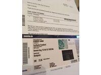 Kendrick Lamar Frankfurt 1 x standing ticket