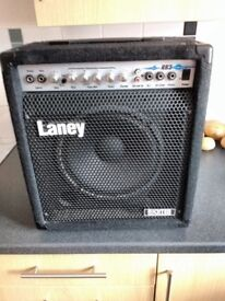 Laney RB2 Richter Bass Combo Amplifier - Immaculate!