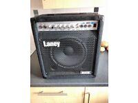 Laney RB2 Richter Bass Combo Amplifier - Immaculate!