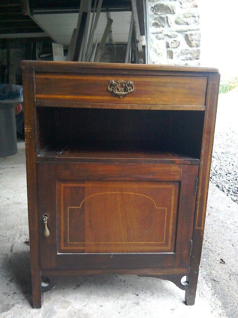 Complete Bedroom Furniture Sets: Antique Edwardian Bedroom Furniture , Complete Set
