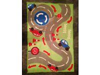 Toy Car play mat
