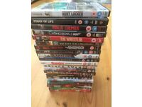 DVDs x 22, all very good condition, sold as job lot