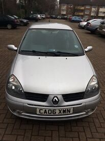 Car for sell. Renault Clio 2006 1.5