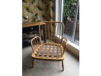 Mid Century Vintage/Retro Ercol Jubilee Chair