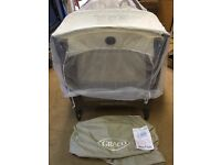 Graco Contour ElectraTravel Cot never used