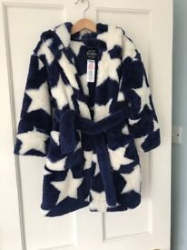 Boden Cosy Dressing gown Age 2-3