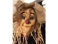 Fancy Dress scarecrow mask