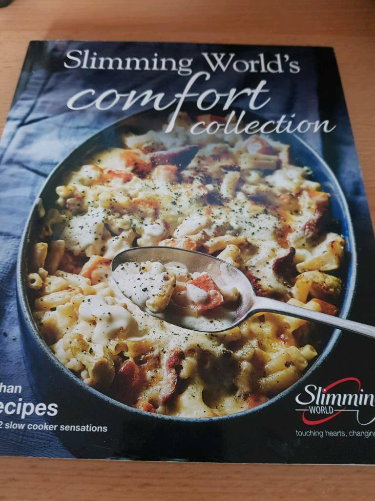 Slimming World Comfort Collection Unreleased Book