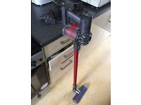Dyson V6 Total clean with all accessories charger and wall mount