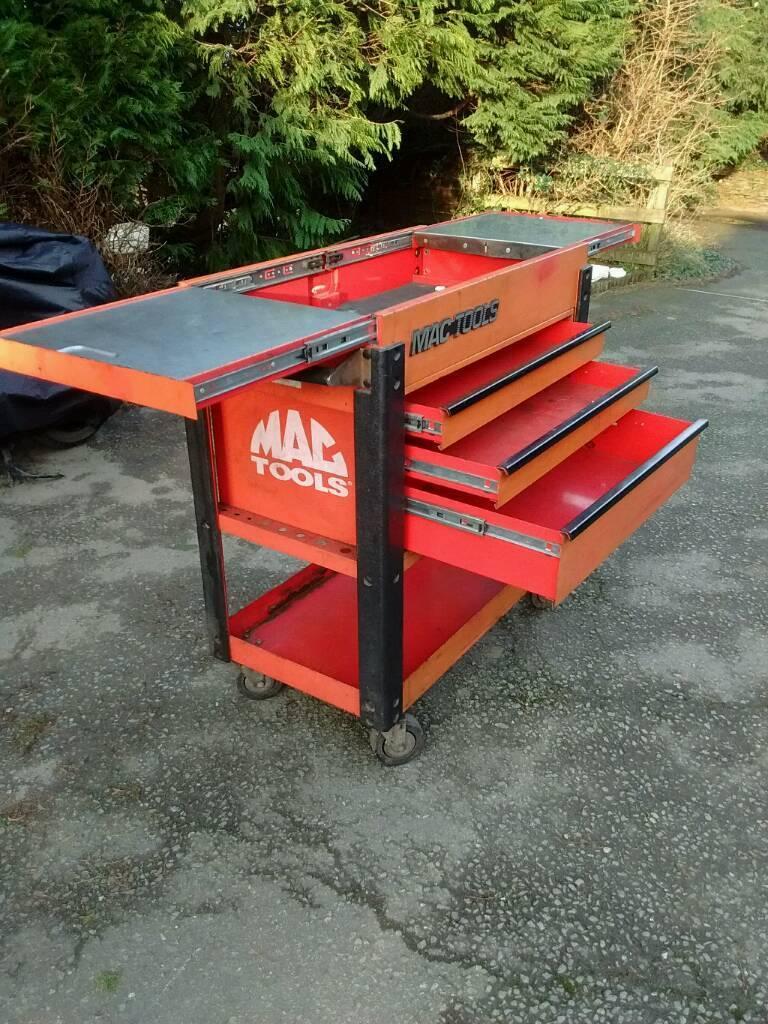 Mac tool trolley/ chest