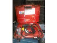 Assortment of power tools