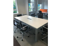 Boardroom Table and Chairs for Office