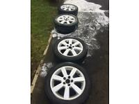 VW Polo 2015 Alloy Wheels