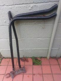 Pendle 4 bike rack for tow bar - excellent condition