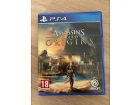 Assassins Creed Origins PS4 £28 o.n.o