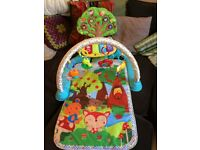 Fisher Price baby play mat - good condition, £10 ONO