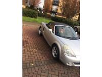 Toyota MR2 1.8VVT- i Roadseter 2dr Clean and Excellent condition