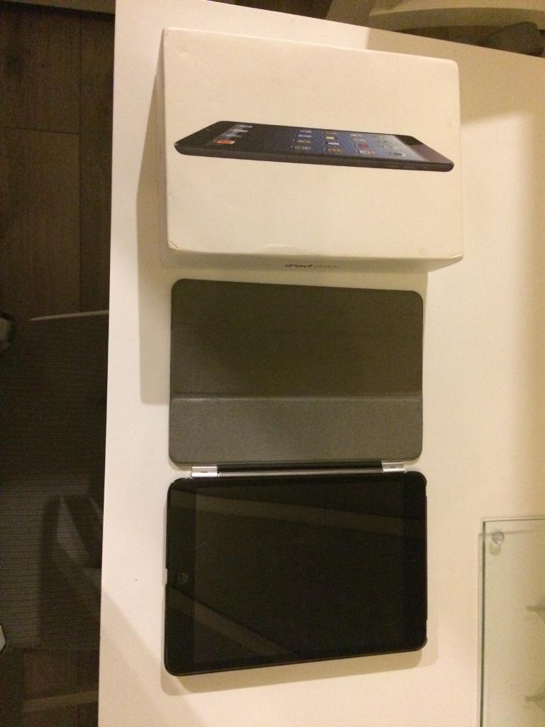 Apple IPad Mini 1st Gen 32GB Wifi Black