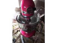 Kitchenaid Hot pink Artisan kitchen Aid