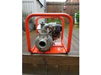 HONDA KOSHIN SEH-50X 2'' 50MM WATER PUMP SERVICED REFURBISHED IDEAL FLOODS POND