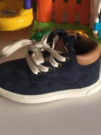 Infant size 5 timberland boots